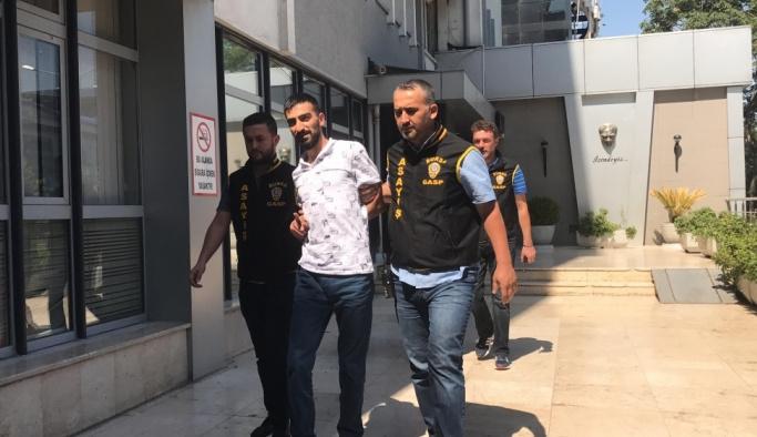 Bursa'da darp ve gasp iddiası