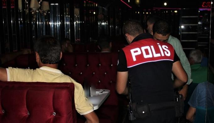 Bursa'da dev huzur operasyonunda 46 kişi gözaltına alındı