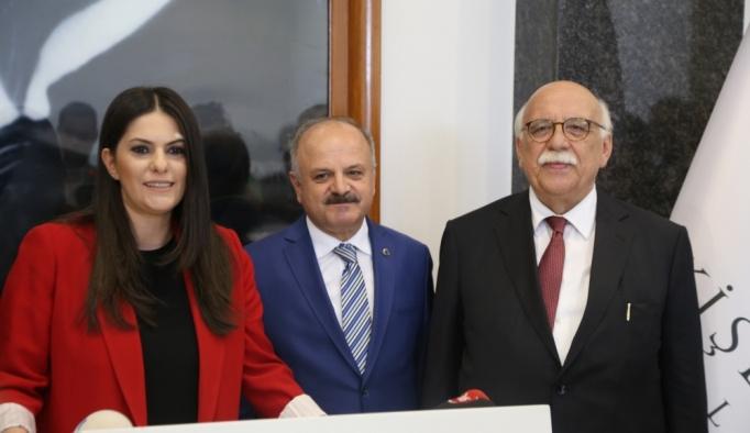 Çalışma ve Sosyal Güvenlik Bakanı Sarıeroğlu Eskişehir'de
