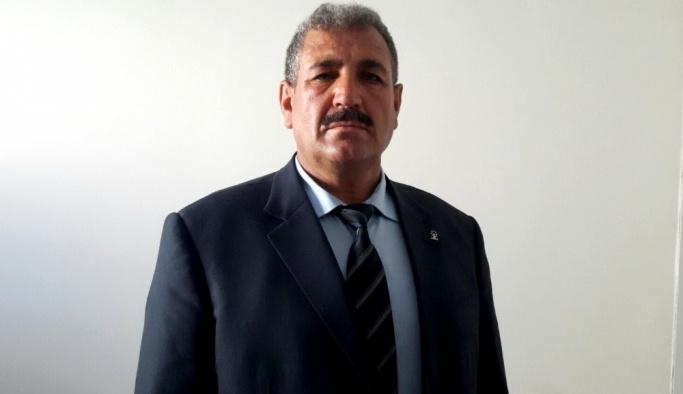 Çelikhan'da Avcı yeniden başkanlığa seçildi