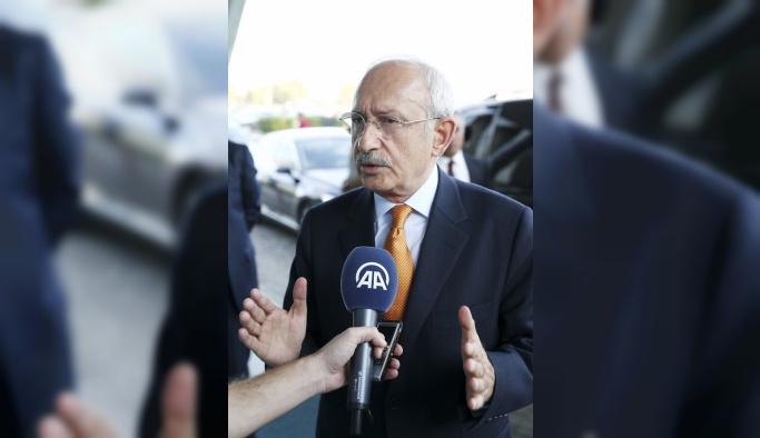 Kılıçdaroğlu: Türkiye, İran ve Irak bir araya gelmeli