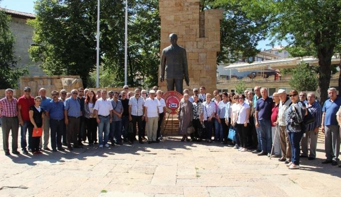 CHP Sivas İl Teşkilatının 94. Yıl Kutlaması