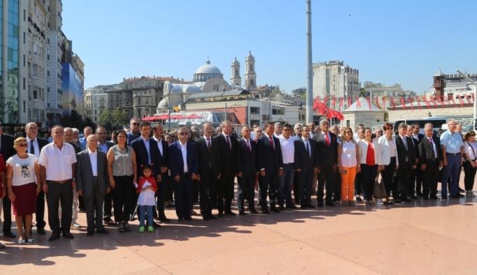 CHP'nin 94. kuruluş yıl dönümü
