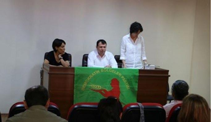 DBP'den bağımsızlık referandumuna karşı bildiri