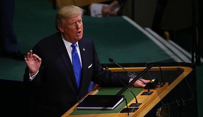 Dünyaya nizamat(!) veren Trump sadece Arakan'ı görmedi