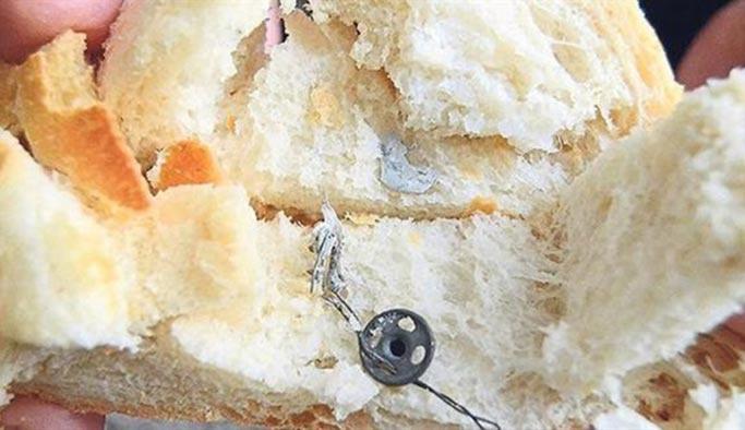 Ekmekten çıkanlar şok etti