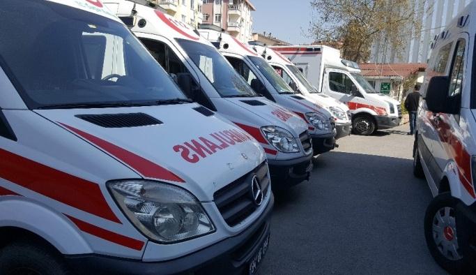 'Organ ve doku taşıyan araçlar' trafikte öncelikli