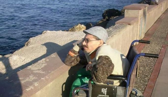 Engelliler Derneği Başkanı hayatını kaybetti