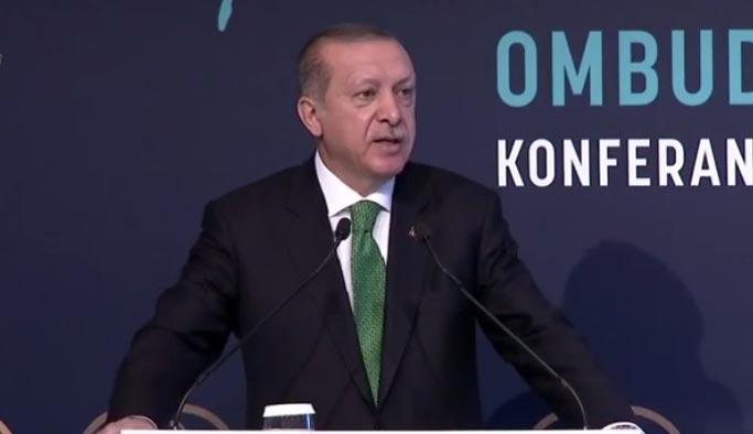 Erdoğan: K. Irak ile sınırlar kapatılacak