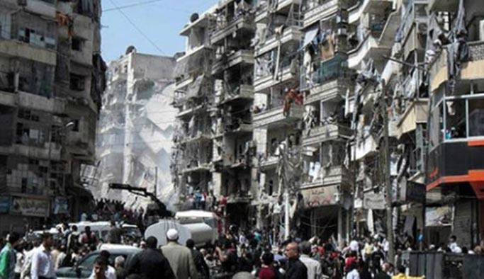 Esed Doğu Guta'da hava saldırısı düzenledi