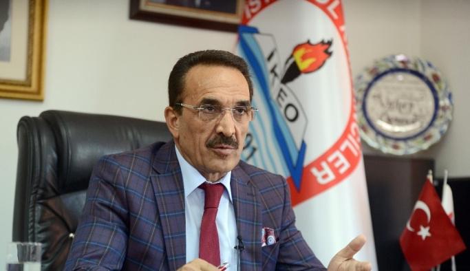 """Federasyon Başkanı Osmanoğlu: """"Veliler, ürünlerin son kullanma tarihlerine ve TSE belgelerine dikkat etsin"""""""