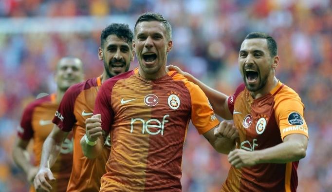 Galatasaray, transferden 20 milyon 710 bin Euro kazandı