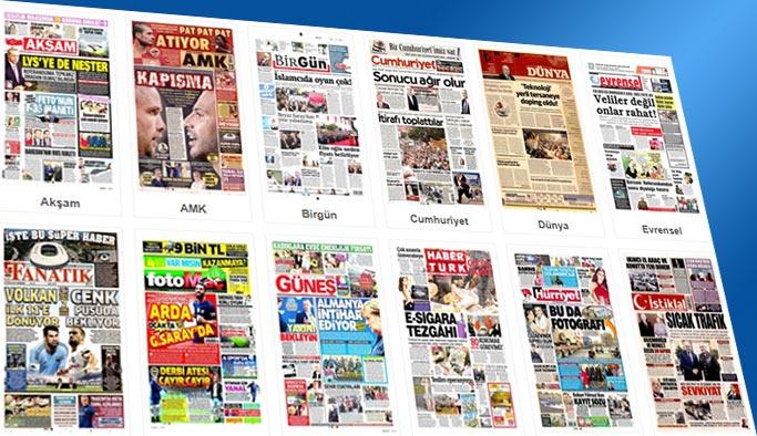 Gazetelerin bugünkü manşetleri 21 Eylül 2017
