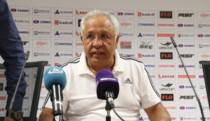 Gaziaşehir Gaziantep - Adanaspor maç sonu açıklamalar