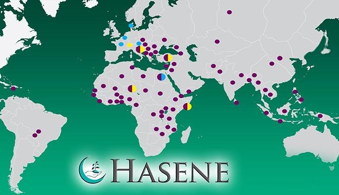 Hasene'den Arakan'a yardım kampanyası