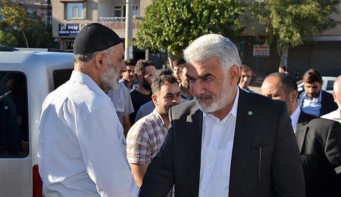 HÜDA PAR'dan Barzani'ye İsrail tepkisi