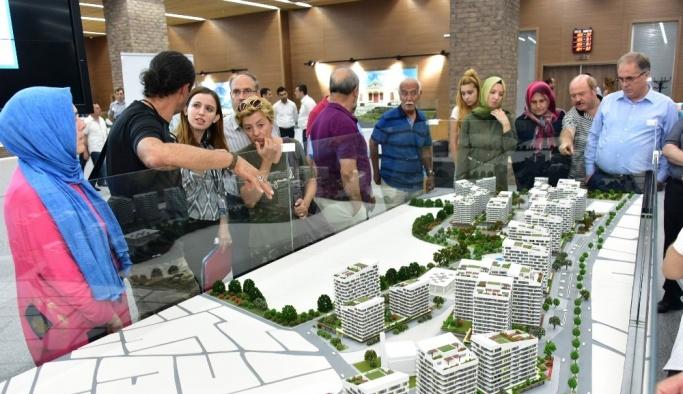 İdeal şehir hedefinde yeni adım Beyazıt ve 152 Evler