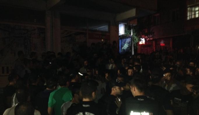 İstanbul'da Suriyeliler ile mahalleli arasında kavga