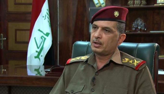 Irak Genelkurmay Başkanı Türkiye'de