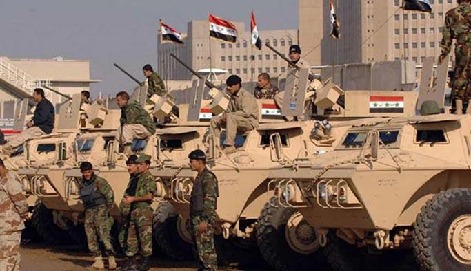 Irak ordusu Kerkük'e askeri güç gönderiyor