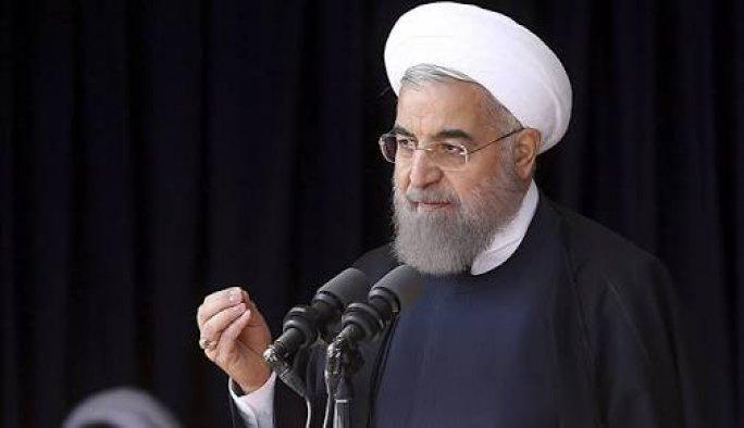 Ruhani, Erdoğan'dan sonra İbadi'yi aradı