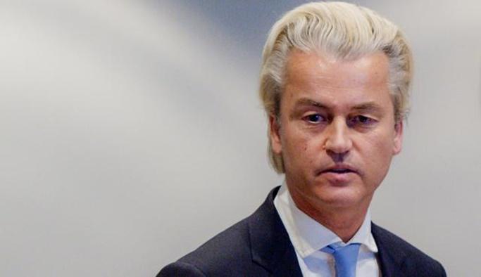 Irkçı Wilders: İslam, dini özgürlükler kapsamından çıkarılsın