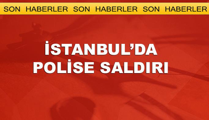 İstanbul'da polise ateş açıldı, bir şehit