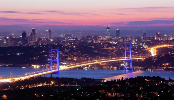 İstanbul ilk 10 arasında
