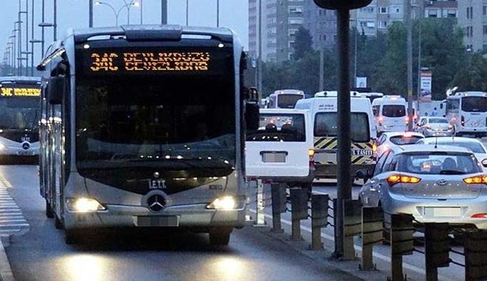İstanbul'da toplu taşımaya bir günlüğüne yüzde 50 indirim
