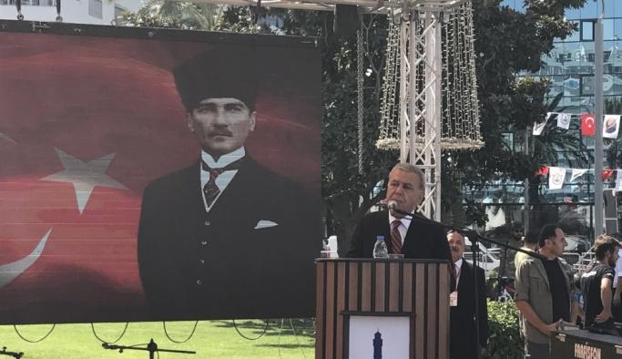 İzmir'in düşman işgalinden kurtuluşunun 95. yıl dönümü