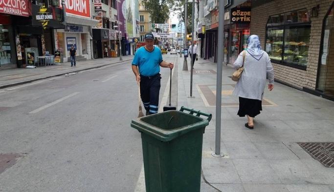 İzmit Belediyesi daha temiz bir İzmit için çalışıyor