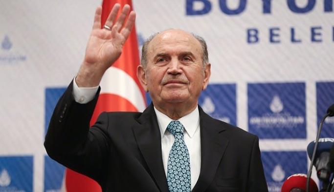 Kadir Topbaş'tan Cumhurbaşkanı Erdoğan'a teşekkür