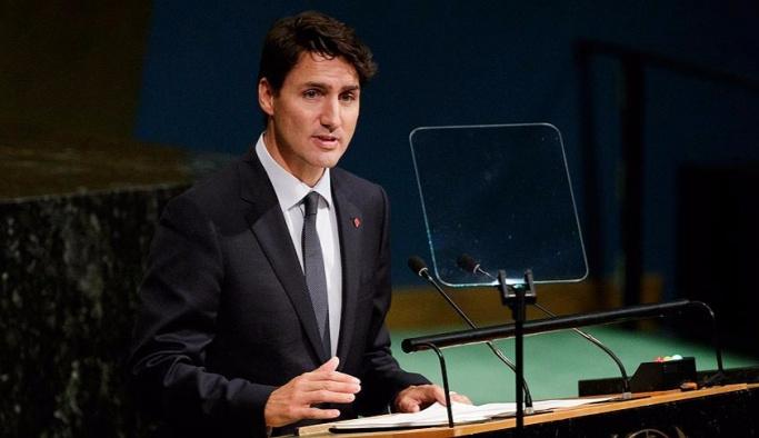 Kanada Başbakanından 'sömürgecilik' itirafı