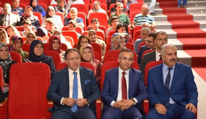 Karabük'te Ahilik haftası etkinlikleri