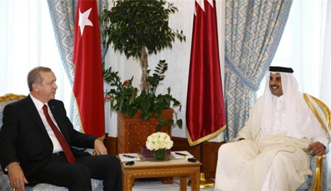Katar Emiri Al Saniz Türkiye'ye geliyor