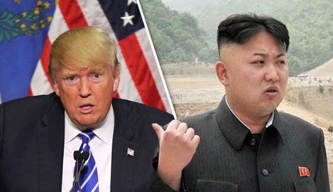 Kim'den Trump'a cevap gecikmedi