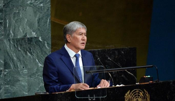 """Kırgızistan ile Kazakistan arasında """"Babanov"""" krizi"""
