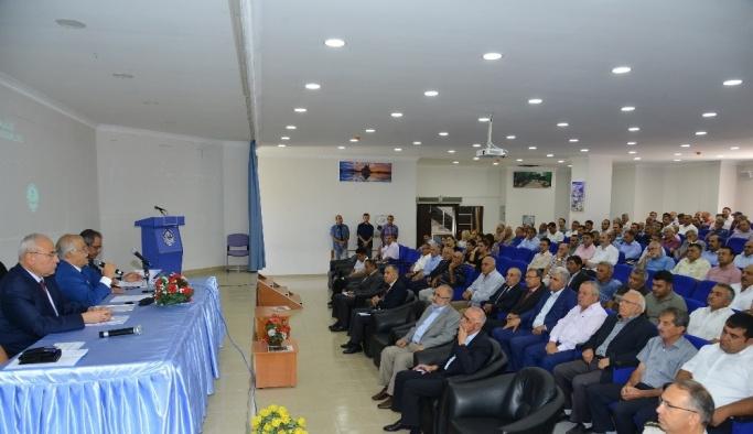 Kırşhir'de Okul Güvenliği Toplantısı yapıldı