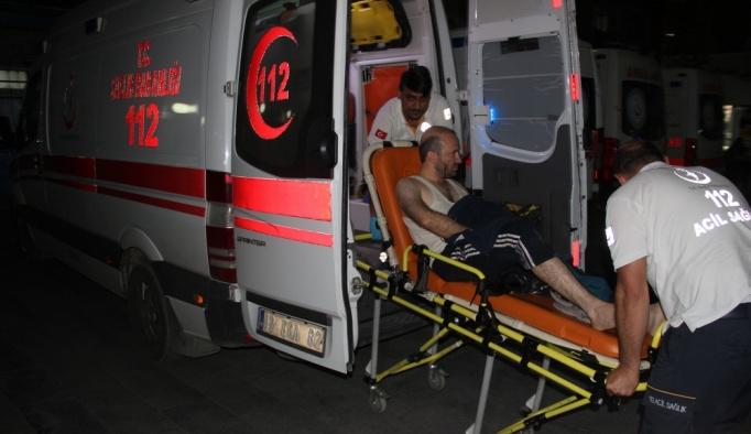 Konya'da silahlı saldırı: 4 yaralı
