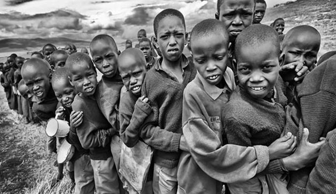 Küresel açlık 815 milyon insanı etkiliyor