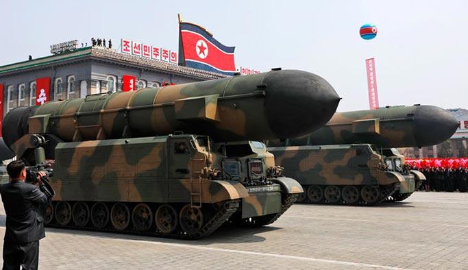 Kuzey Kore: ABD uçaklarını vuracağız