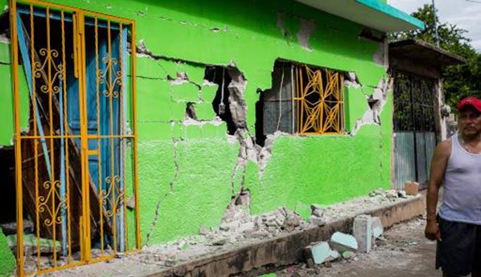 Meksika'daki depremde ölü sayısı artıyor
