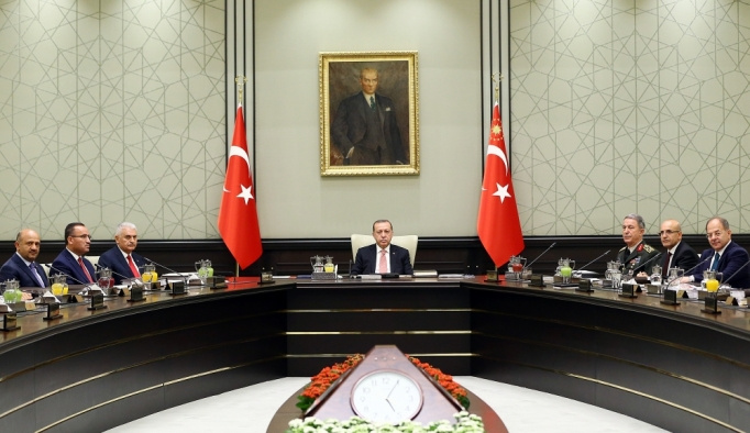 Ankara'daki ilk kritik toplantı üç saat sürdü