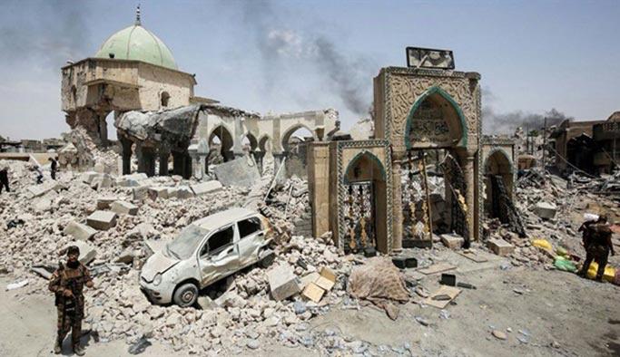 Musul'da enkazdan 2 bin 100 sivilin cesedi çıktı