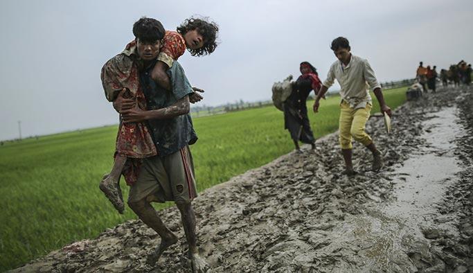 Myanmar'dan dünya ile dalga geçer gibi açıklama