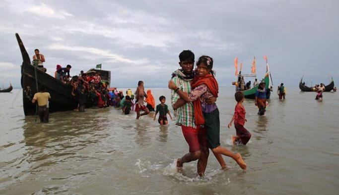 Naf Nehri'nin yuttuğu Arakanlı sayısı 84'e ulaştı