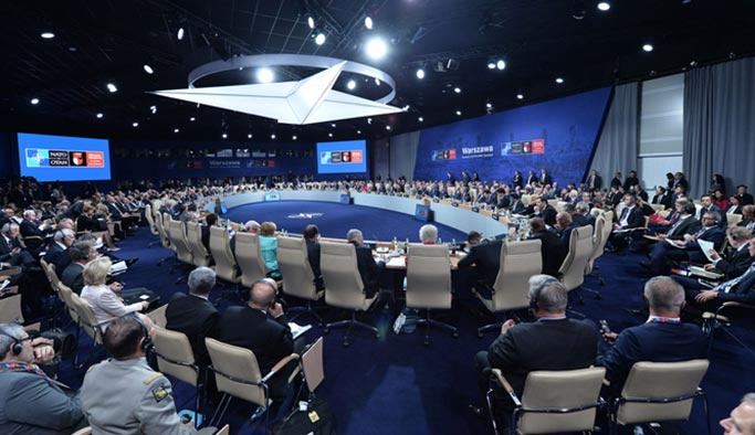 NATO'da skandal, FETÖ mensubu konuşmacı oldu