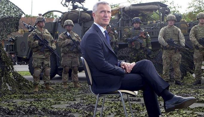 NATO'dan 'Rusya dünya için bir tehlike' iması