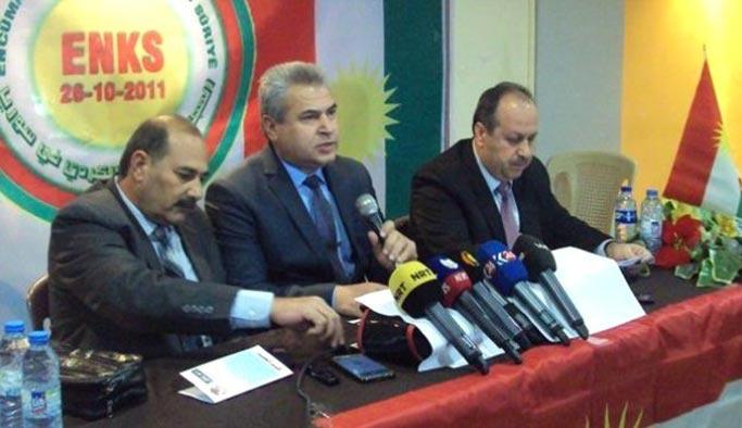 PYD dışındaki Suriyeli Kürtler'den 'anayasa' talebi