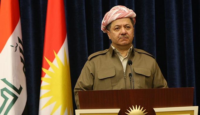 Referandum sonrası Barzani'den ilk açıklama